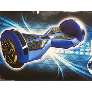 """Hover Board with big wheels 8"""", USB, Music"""