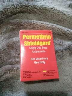 Shieldguard Antiparsitic Dog Soap