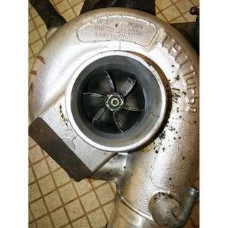 IHI VF37 Twin Scroll Turbo