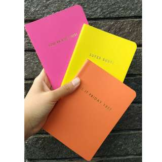 Statement Notebooks