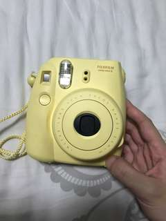 Fujifilm Instax Mini 8 (Yellow)