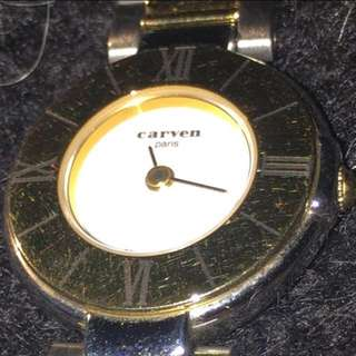 CARVEN (Swiss) Paris (For Lady's Watch)