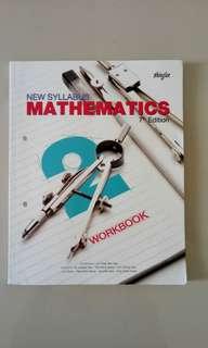 Mathematics Shinglee workbook utk secondary 2