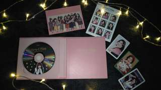 Twice Heart Shaker Repackaged Album (Pink Version)
