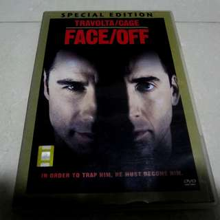 Face/Off Original Movie DVD