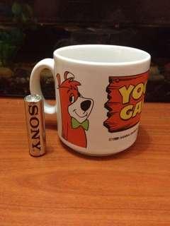 Vintage Yogi's gang ceramic mug