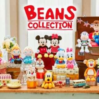 Disney Beans Collection 公仔