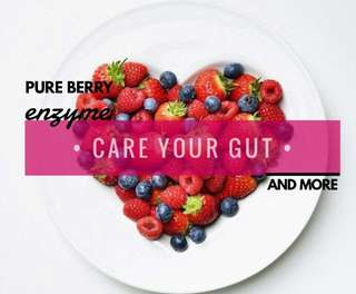 6 Boxes Pure Berry Enzyme