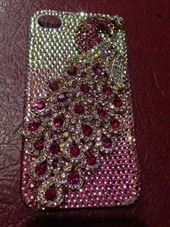 Imported Iphone4/4s crystal case