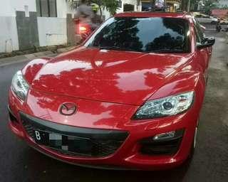 Mazda Rx8...Full Sound System....Nik 2011....km 37rb....pajak bln 5 2019