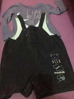 bundle jumper and shirt