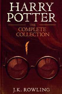 [FREE EPUB] Harry Potter Complete Collection