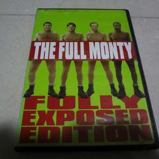 The Full Monty Fully Exposed Edition Original Movie DVD