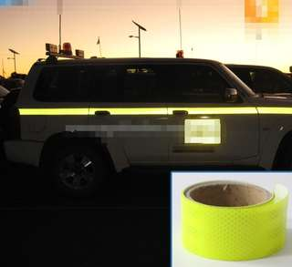Reflective Sticky Tape (100x 5cm LxW )