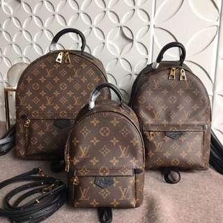 LV Palmspring Bagpacks