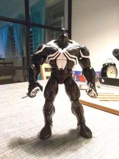 Marvel legends space venom baf without head
