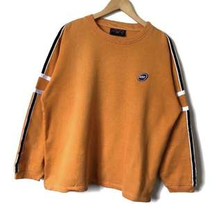 Vans vintage pullover sweater outerwear jumper