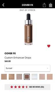 Custom FX Enhancer Drops - SOLD OUT SHADE NOW AVAILABLE