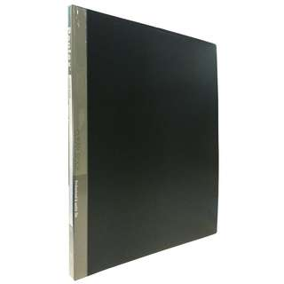 A3 Clear Book with 20 Pockets