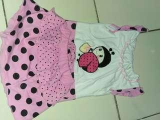Baju anak set