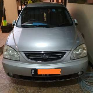 KIA CARENS II 2003 MANUAL