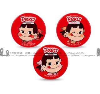 韓國連線預購HOLIKA HOLIKA X PEKO 聯名款不二家牛奶妹唇頰彩