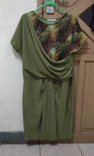 Dress hijau *KOKOPELI*