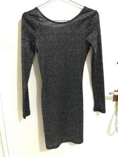 Mini Dress Size 32 H&M
