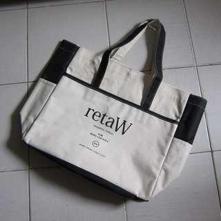 全新New(面交/順豐)Retaw x Fenom Tote Bag
