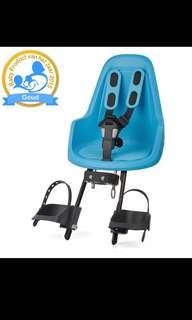 腳踏車兒童座椅九成新,才買來五天(不含腳踏車)