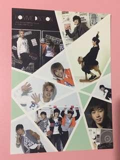 MBLAQ 2013 SEASON'S GREETINGS 貼紙