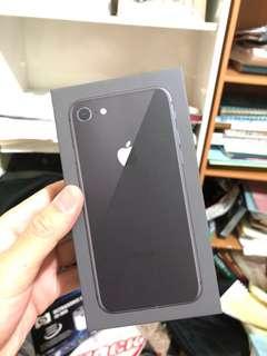 🚚 iPhone 8 256G 黑 保固中