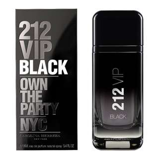 Parfum Original Carolina Herrera 212 VIP Black