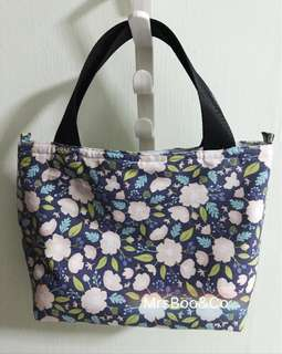 Customise handcarry tote bag