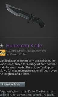 CSGO Huntsman knife