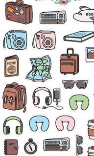 Stickers Grabbag Grab bag