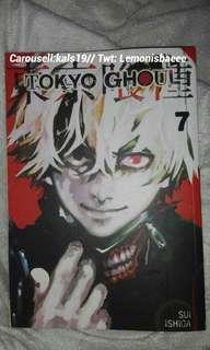 [Tokyo Ghoul] Volume 7