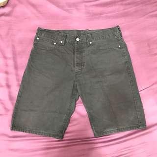🚚 LEVIS 505 牛仔短褲 W34