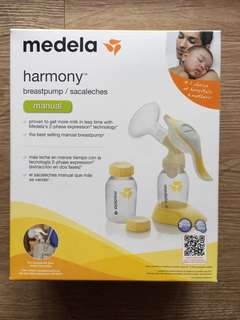 Medela Harmony Manual Pump