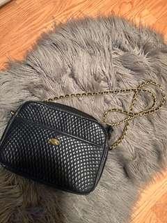 Genuine Leather Chanel Replica Handbag