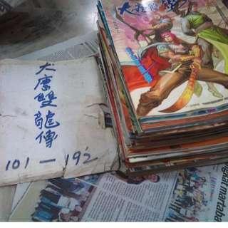 大唐双龙传101-192