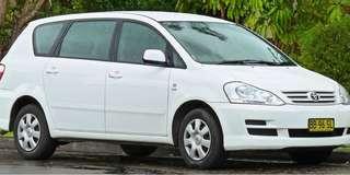 I AM LOOKING FOR CAR RENTAL (3 days) Hari raya. NOT LISTING