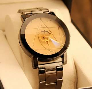New Fashion Stainless Steel Watch