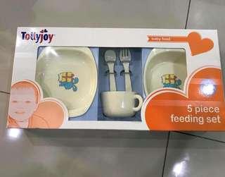 Tollyjoy Feeding Set