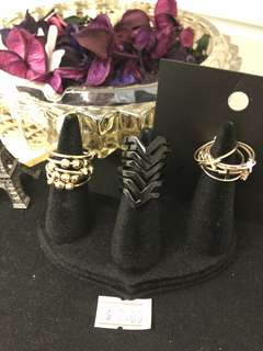 New statement set of rings