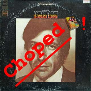 leonard cohen Vinyl LP used, 12-inch, may or may not have fine scratches, but playable. NO REFUND. Collect Bedok or The ADELPHI.