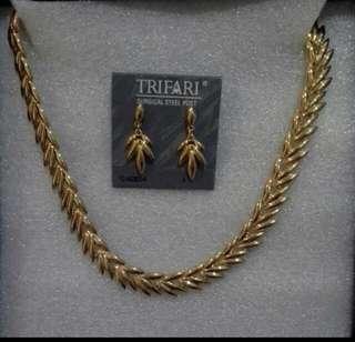 Trifari Costume Jewellery Gift Set