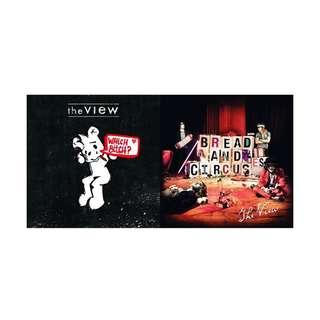 現貨 全新已拆 福袋 The View 視野樂團 Which Bitch 嗆妹出招 Circuses 戲如人生 CD專輯