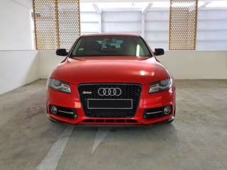 Audi A4 for lease