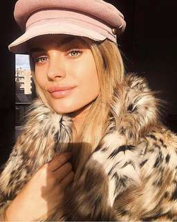 Lola cap- pink